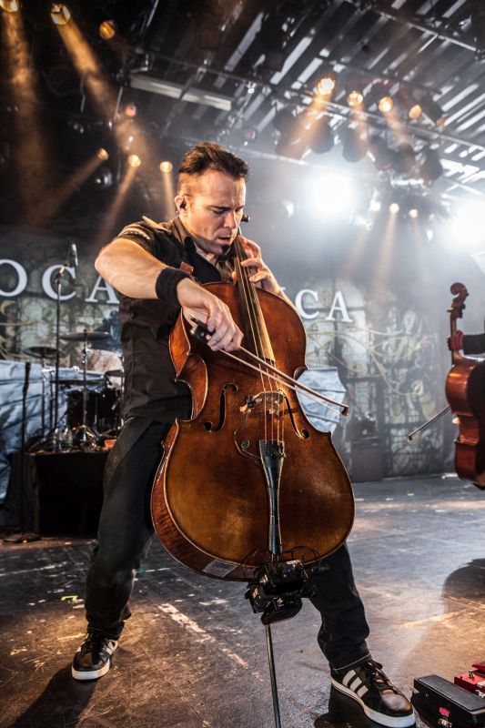 Apocalyptica, Commodore Ballroom, Vancouver BC.  May 22, 2012