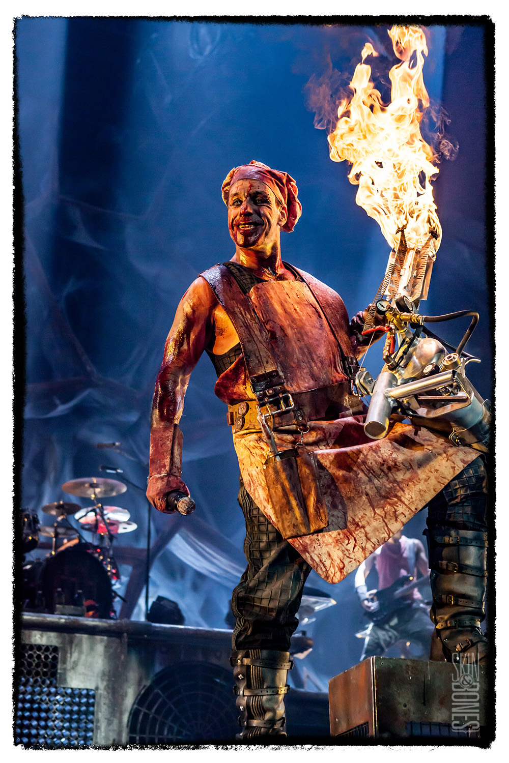 Rammstein - Rogers Arena, Vancouver, BC /></div><div class=