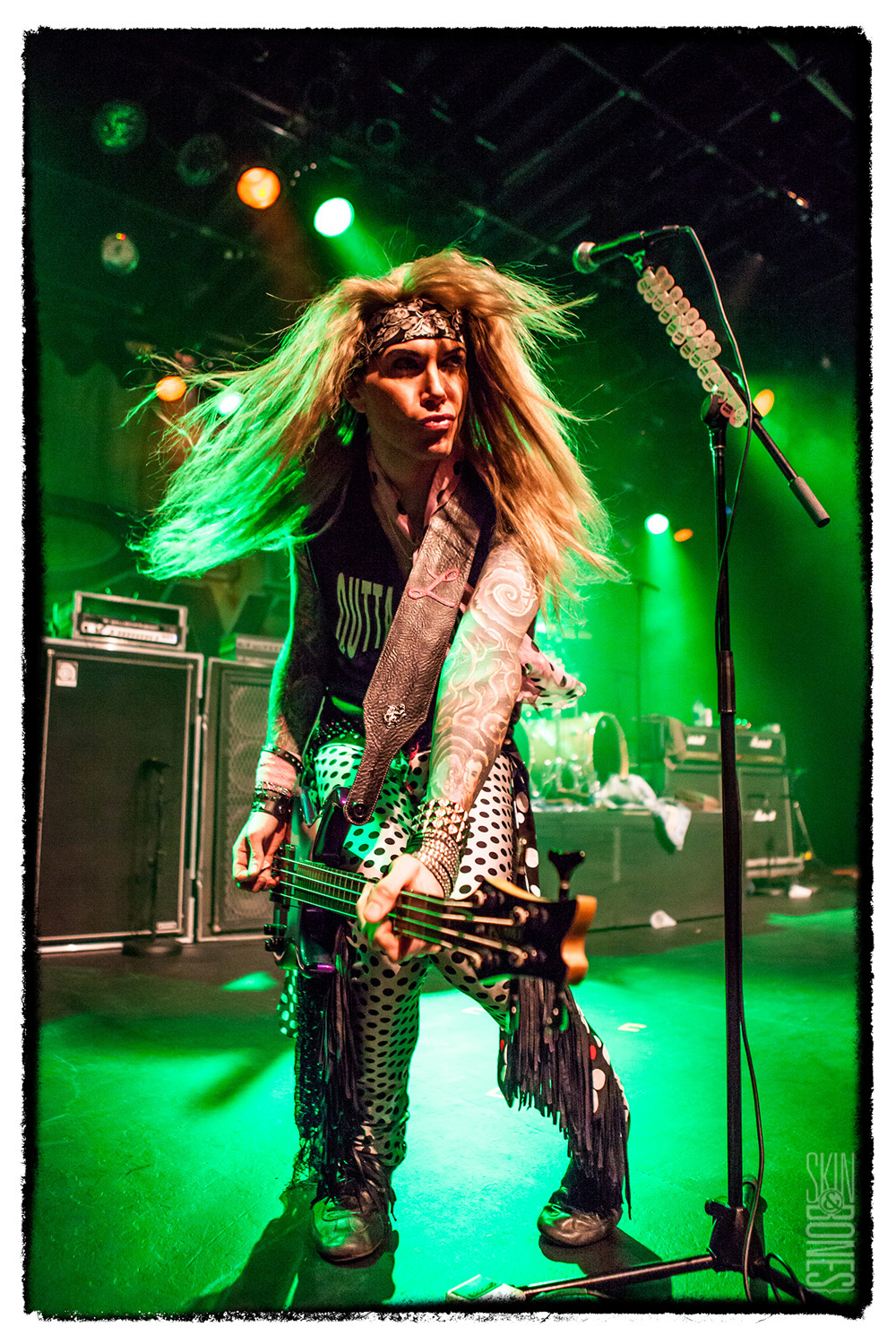 Steel Panther - Commodore Ballroom, Vancouver, BC /></div><div class=